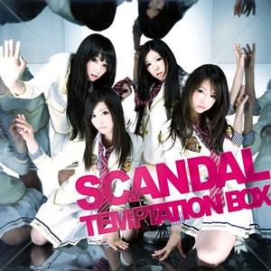 [Album] SCANDAL – TEMPTATION BOX [MP3/320K/RAR][2010.08.11]