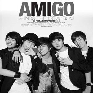 SHINee – Amigo [Album]