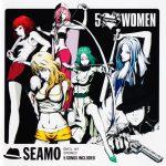 [Mini Album] SEAMO – 5♥WOMEN [MP3/320K/RAR][2010.12.15]