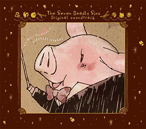 Nanatsu no Taizai Original Soundtrack