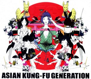 [Album] ASIAN KUNG-FU GENERATION – BEST HIT AKG [FLAC/ZIP][2012.01.18]