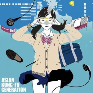 [Single] ASIAN KUNG-FU GENERATION – Aru Machi no Gunjou [MP3/320K/RAR][2006.11.29]
