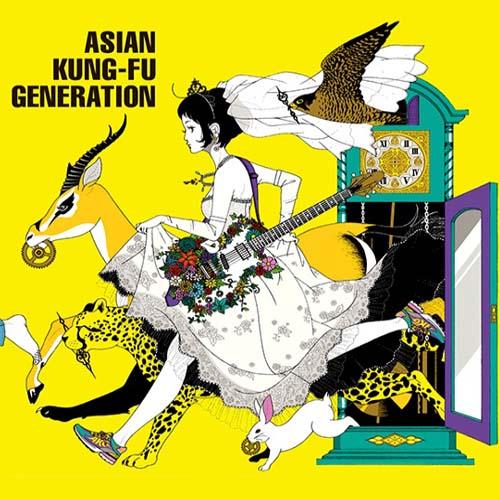 ASIAN KUNG-FU GENERATION - Ima wo Ikite (今を生きて)