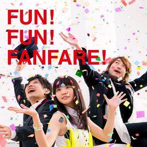 Ikimono-gakari – FUN! FUN! FANFARE! [Album]