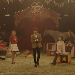 Download AAA - Koi on to amazora (恋音と雨空) [1280x720 H264 AAC] [PV]