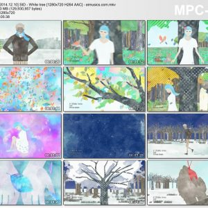Download SID - White tree [1280x720 H264 AAC] [PV]