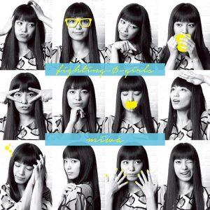 Download miwa - fighting-Φ-girls [Single]