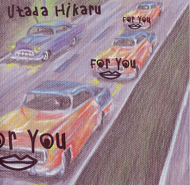 Utada Hikaru - For You / Time Limit (For You / タイム・リミット ...