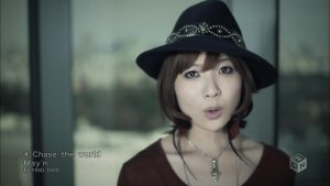 [PV] May'n – Chase The World [HDTV][720p][x264][AAC][2012.05.09]