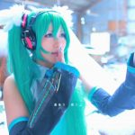 Hatsune Miku – last night good night (Cosplay) [720p] [PV]