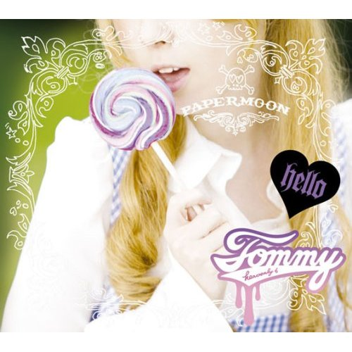 Download Tommy heavenly6 - PAPERMOON [Single]