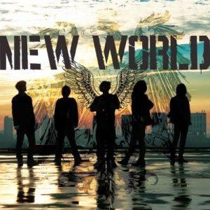 Download BACK-ON - NEW WORLD [Mini Album]