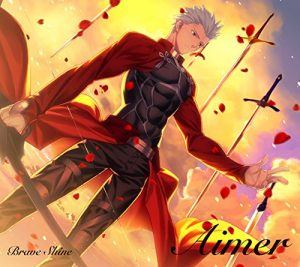 """[Single] Aimer – Brave Shine """"Fate/stay night: Unlimited Blade Works S2"""" 2nd Opening Theme [MP3/320K/ZIP][2015.06.03]"""
