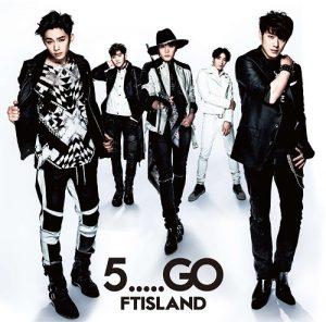 FTISLAND – 5 . . . . GO [Album]