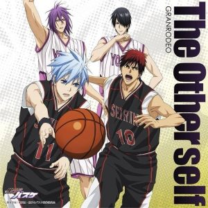 "[Single] GRANRODEO – The Other self ""Kuroko no Basket 2"" Opening Theme [MP3/320K/ZIP][2013.10.16]"