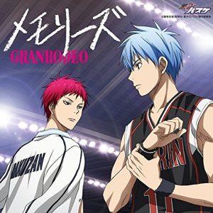 "[Single] GRANRODEO – Memories ""Kuroko no Basket 3"" Opening Theme [MP3/320K/ZIP][2015.06.03]"