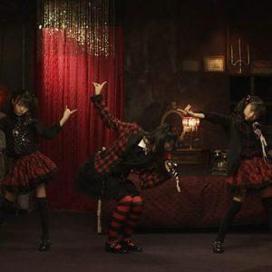 BABYMETAL - Do・Ki・Do・Ki☆MORNING (Air Metal Dance ver.)
