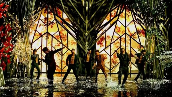 J Soul Brothers from EXILE TRIBE - C.O.S.M.O.S