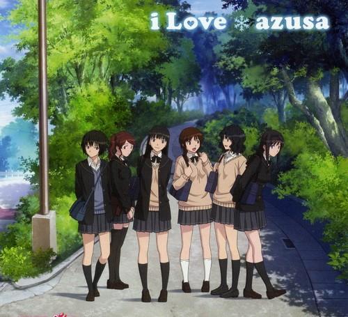 azusa - i Love
