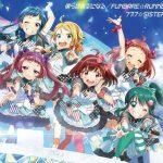 777 SISTERS – Bokura wa Aozora ni naru / FUNBARE RUNNER [Single]