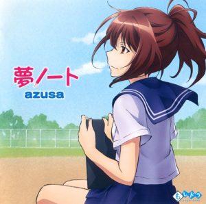 azusa – Yume Note [Single]
