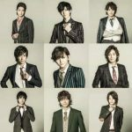 Hey! Say! JUMP – Ride With Me [Single]