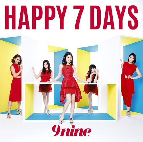 9nine - Happy 7 Days