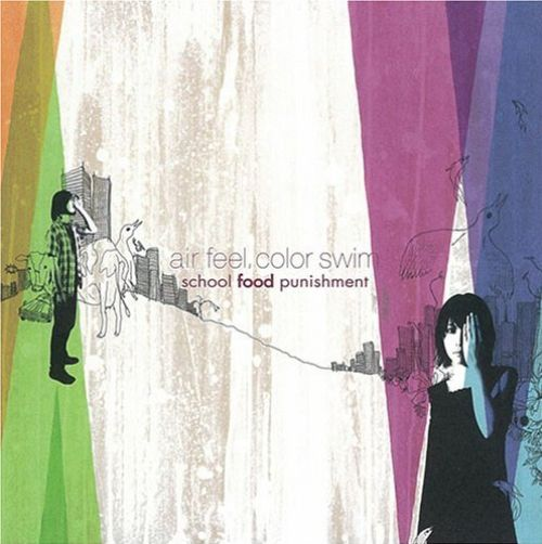 School Food Punishment - air feel, color swim