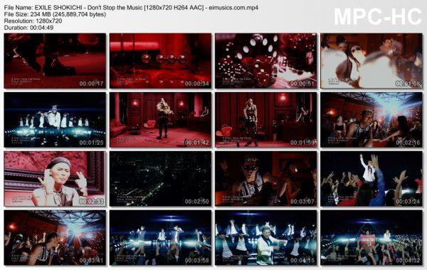 EXILE SHOKICHI - Don't Stop the Music