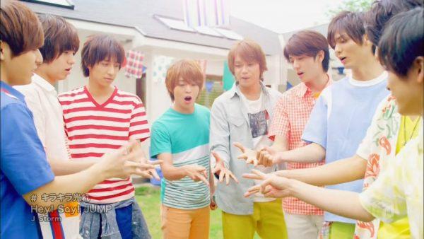 Hey! Say! JUMP - Kirakira Hikare