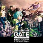"""[Single] Kishida Kyoudan & THE Akeboshi Rockets – GATE ~Sore wa Akatsuki no you ni~ """"Gate: Jieitai Kanochi nite, Kaku Tatakaeri"""" Opening Theme [MP3/320K/ZIP][2015.07.29]"""