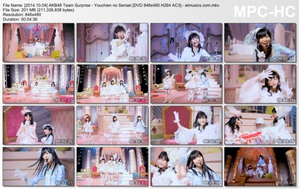 [2014.10.04] AKB48 Team Surprise - Youchien no Sensei (DVD) [480p]  - eimusics.com.mkv_thumbs_[2015.08.13_04.37.59]