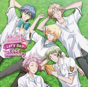 Chikyuboueibu – Let's Go!! LOVE Summer♪ [Single]