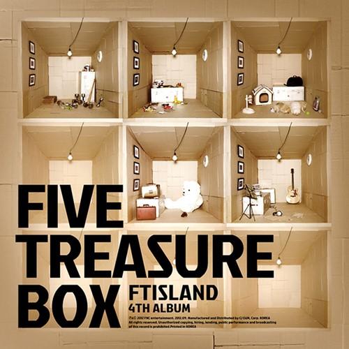 Download FTISLAND - FIVE TREASURE BOX [Album]