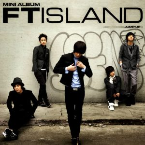 FTISLAND – Jump Up [Mini Album]