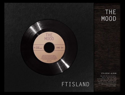 Download FTISLAND - THE MOOD [Mini Album]
