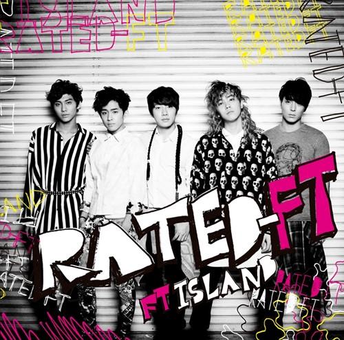 Download FTISLAND - RATED-FT [Album]