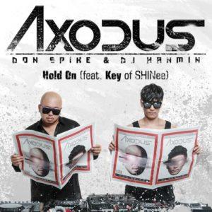 AXODUS – Hold On feat. Key Of SHINee [Single]