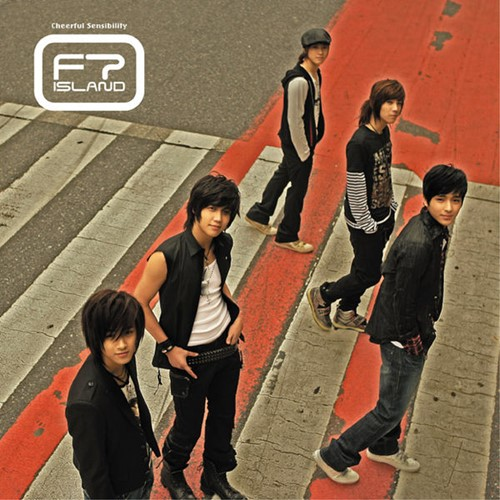 FTISLAND - Cheerful Sensibility