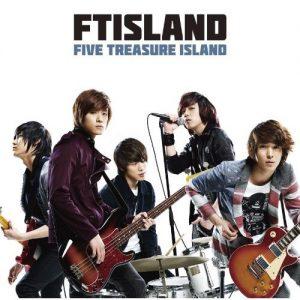 FTISLAND – FIVE TREASURE ISLAND [Album]