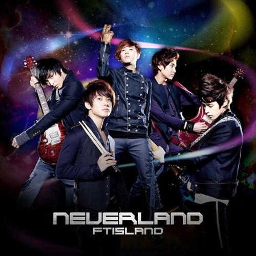 FTISLAND - NEVERLAND