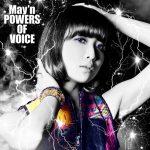 [Album] May'n – POWERS OF VOICE [MP3/320K/RAR][2015.08.26]