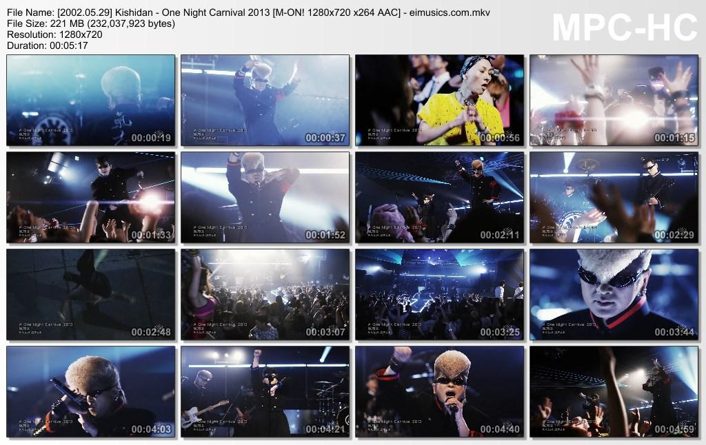 [2002.05.29] Kishidan - One Night Carnival 2013 (M-ON!) [720p]   - eimusics.com.mkv_thumbs_[2015.09.11_00.18.22]