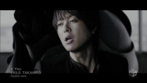EXILE TAKAHIRO – You (M-ON!) [720p] [PV]