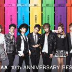 [Album] AAA – AAA 10th ANNIVERSARY BEST [MP3/320K/ZIP][2015.09.16]