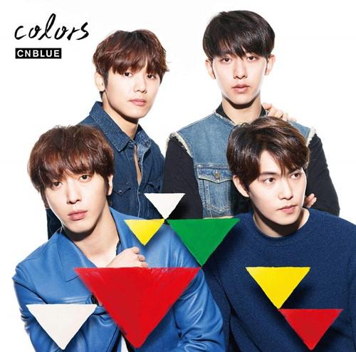 Download CNBLUE - colors [Album]
