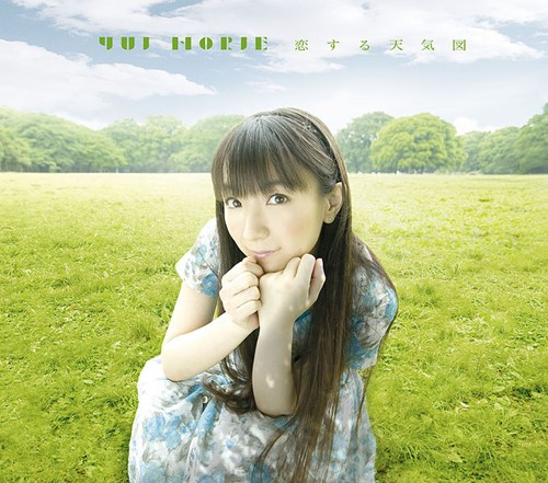 Download Yui Horie - Koisuru Tenkizu [Single]