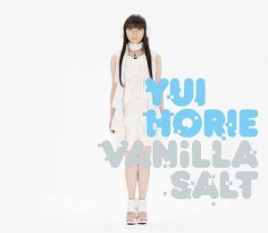 "[Single] Yui Horie – VANiLLA SALT ""Toradora!"" 1st Ending Theme [MP3/320K/RAR][2008.10.22]"