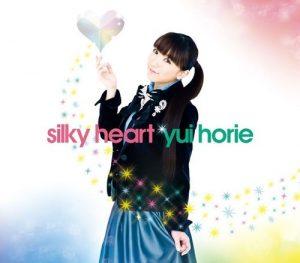 "[Single] Yui Horie – silky heart ""Toradora!"" 2nd Opening Theme [MP3/320K/ZIP][2009.01.28]"