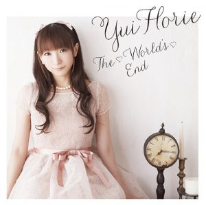 """[Single] Yui Horie – The World's End """"Golden Time"""" 2nd Opening & Ending Theme [MP3/320K/ZIP][2014.03.12]"""